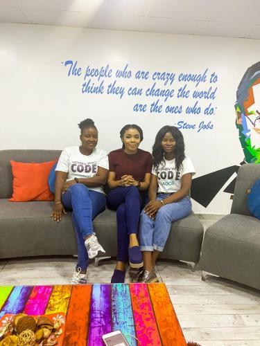 Women Who Code Code Jam